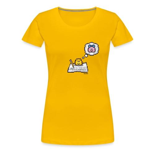 Loveletter - Boy - Frauen Premium T-Shirt