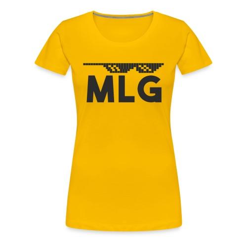 MLG - Frauen Premium T-Shirt