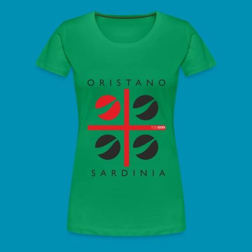 Four Mori png - Maglietta Premium da donna