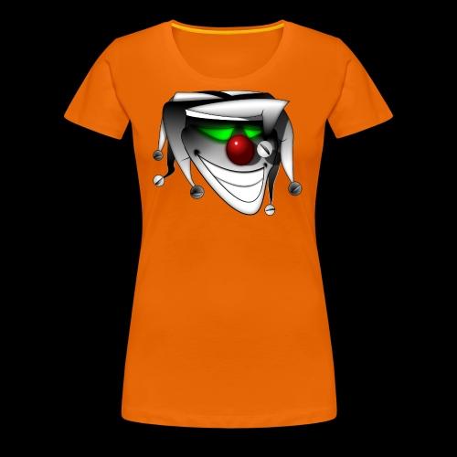 Narr - Frauen Premium T-Shirt