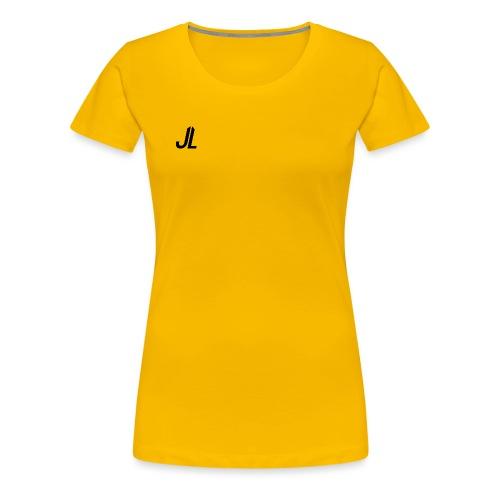 JL LOGO - Women's Premium T-Shirt