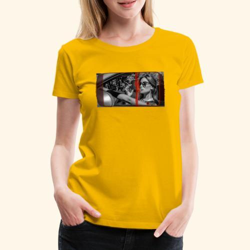 SUNGLASS - T-shirt Premium Femme