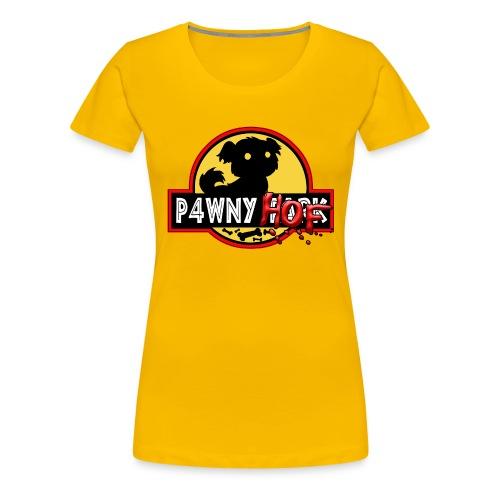 hof park2 - Women's Premium T-Shirt