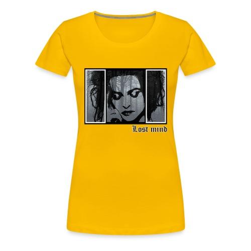 LOST MIND - Camiseta premium mujer