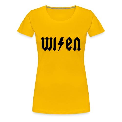 wienrockstyle - Frauen Premium T-Shirt
