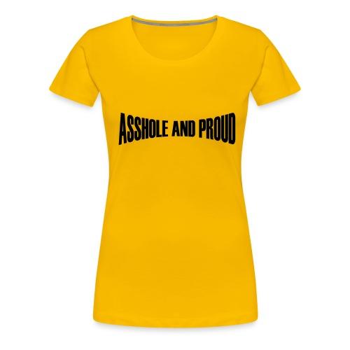 1aproud - Frauen Premium T-Shirt