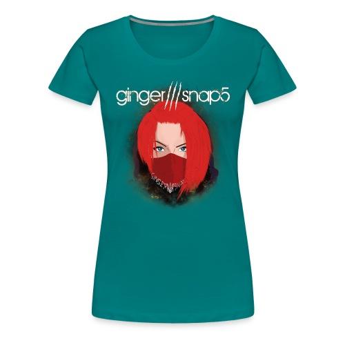 gs5_tshirt_2014_1 - Women's Premium T-Shirt