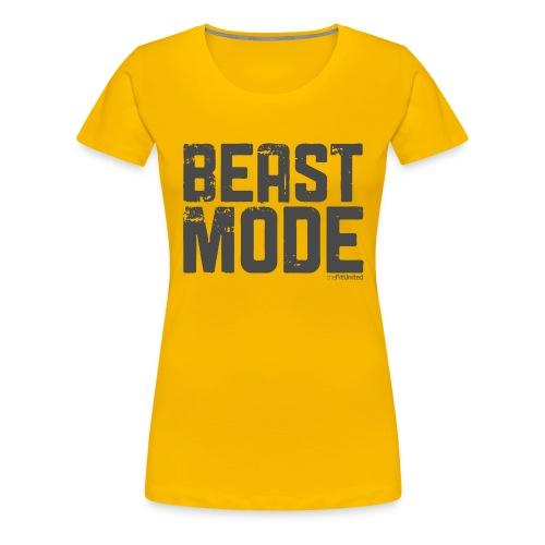 beastmode_logo - Women's Premium T-Shirt
