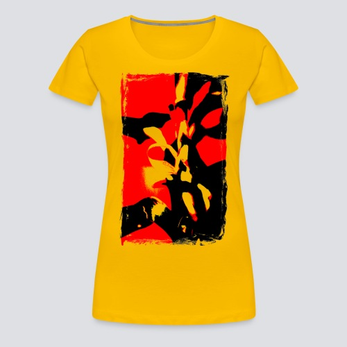 Cherry Jungle - Women's Premium T-Shirt