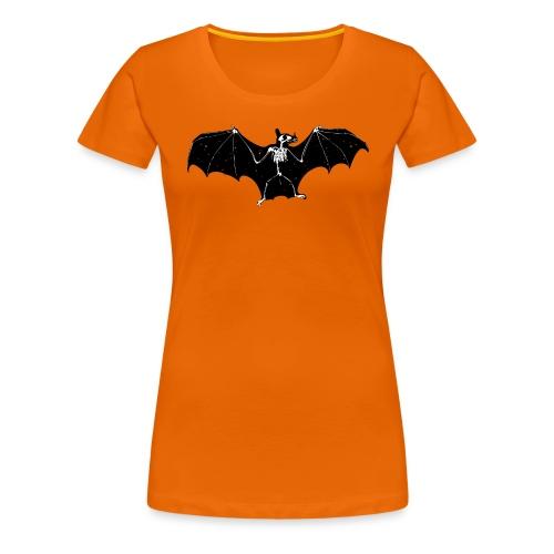 Bat skeleton #1 - Women's Premium T-Shirt