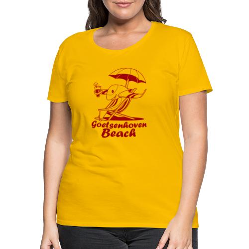 Goetshoven Beach - Women's Premium T-Shirt
