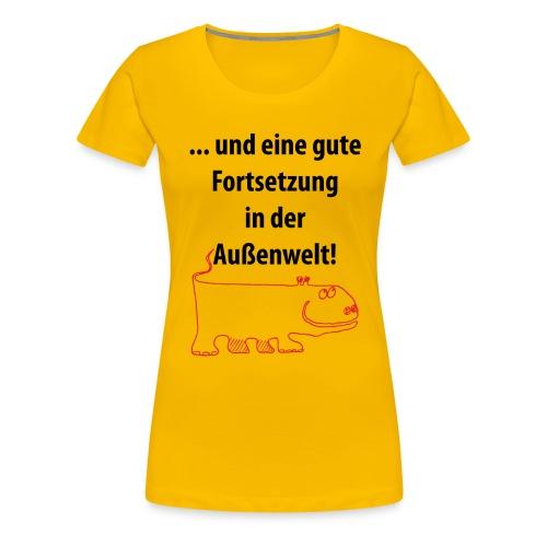 Gute Fortsetzung - Frauen Premium T-Shirt