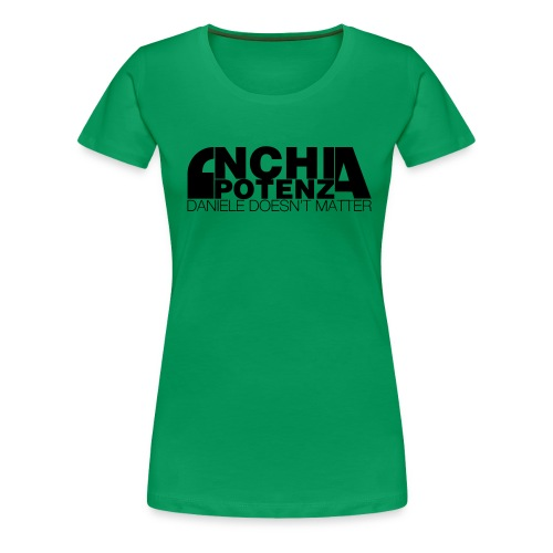 nchia - Maglietta Premium da donna