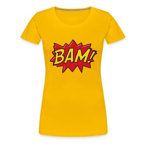 bamtamelijk - Vrouwen Premium T-shirt