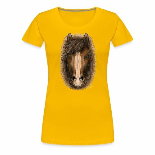 Clop by Jon Ball - Women's Premium T-Shirt