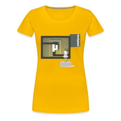 TripHop PH PunkPop - Maglietta Premium da donna