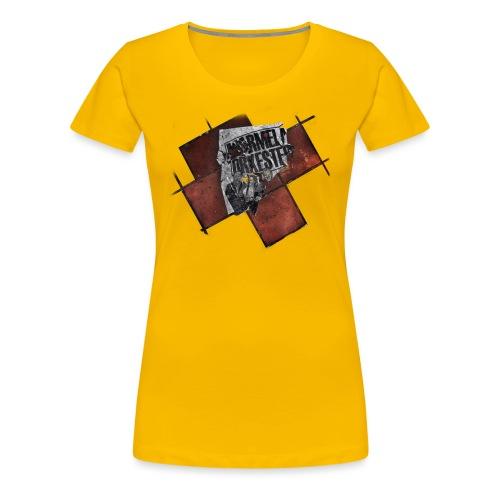 Marmelad1 - Premium-T-shirt dam