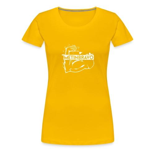 MetinBravo - Vrouwen Premium T-shirt
