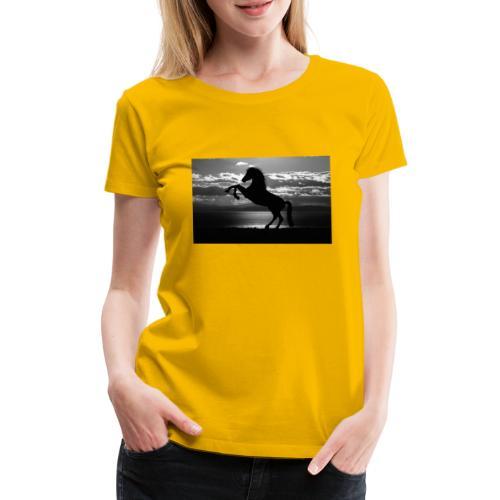 DB7D232D 1CB0 401F 9B91 9EE19B4AFF85 - Dame premium T-shirt