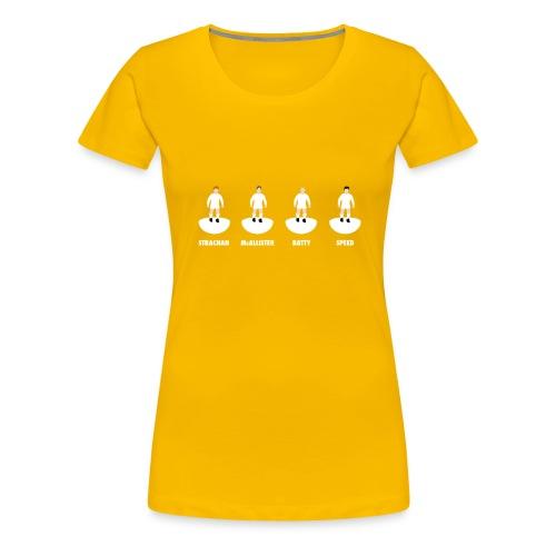 Midfield 4 Strachan McAllister Batty Speed - Women's Premium T-Shirt