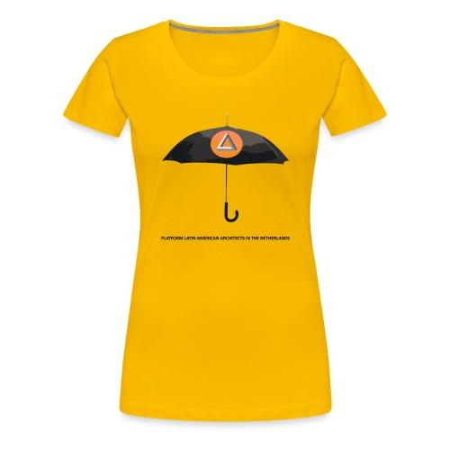 paraplu png - Vrouwen Premium T-shirt