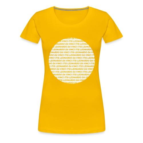 HYPESCHOOL - Maglietta Premium da donna