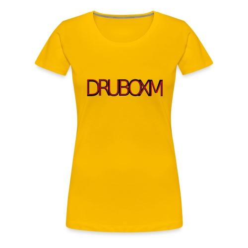 Druboxm - Women's Premium T-Shirt