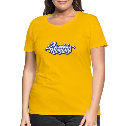 Aircooled Moments Script - Women's Premium T-Shirt