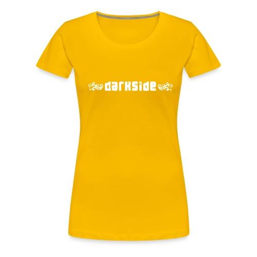 darkside logo 20080414 - Premium-T-shirt dam