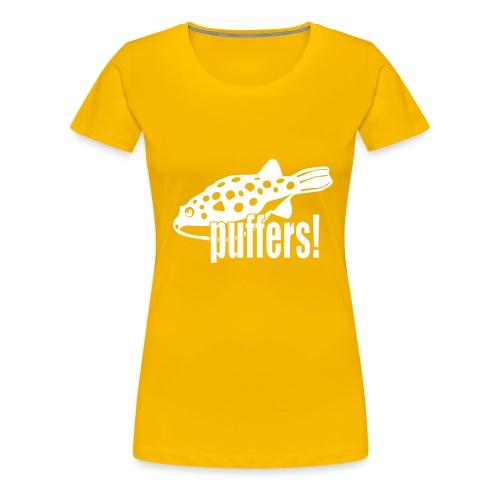 Puffers - Premium T-skjorte for kvinner