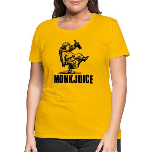 MonkJuice - Women's Premium T-Shirt