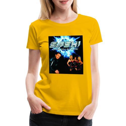 SASH! Live - Women's Premium T-Shirt