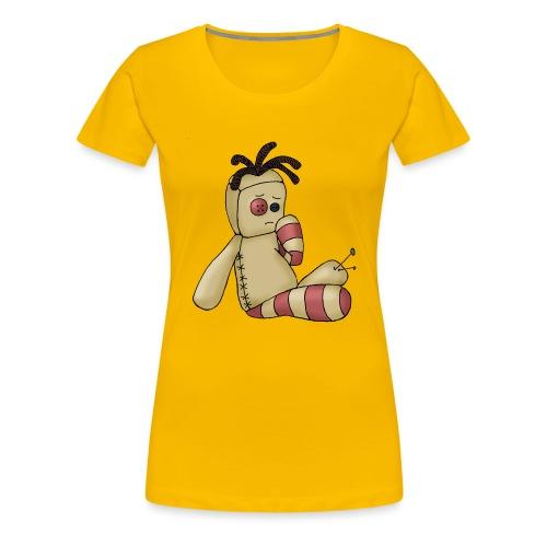 voodooboy - Maglietta Premium da donna