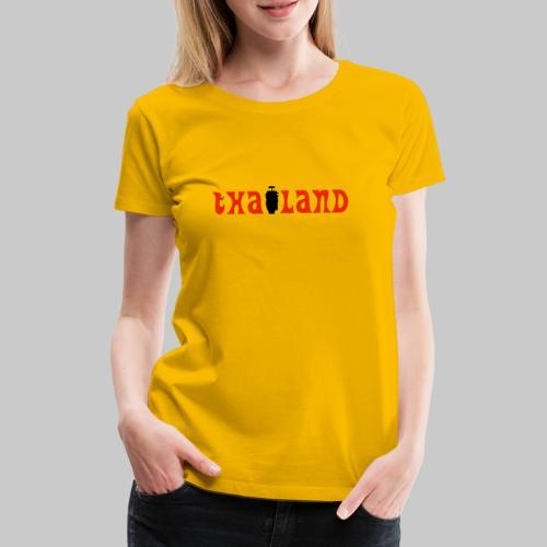 Thailand 02 - Women's Premium T-Shirt