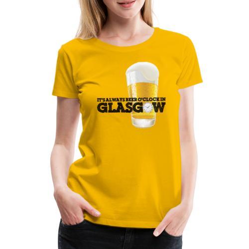 Beer O Clock - Women's Premium T-Shirt
