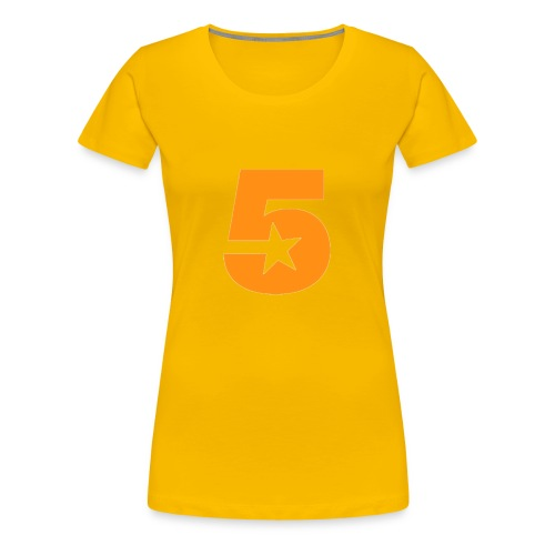 No5 - Women's Premium T-Shirt