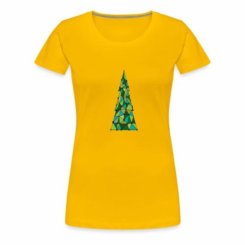 Temps de noel - T-shirt Premium Femme