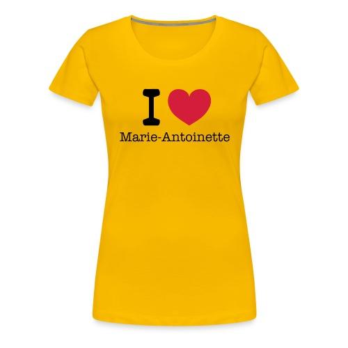 logof4 ma - T-shirt Premium Femme