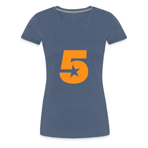 No5 - Women's Premium T-Shirt