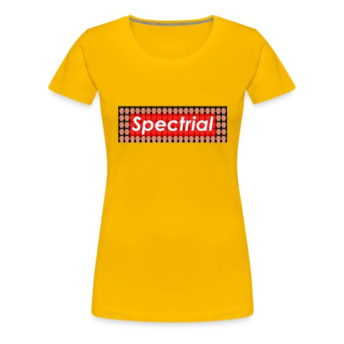 Spectrial Logo - Vrouwen Premium T-shirt