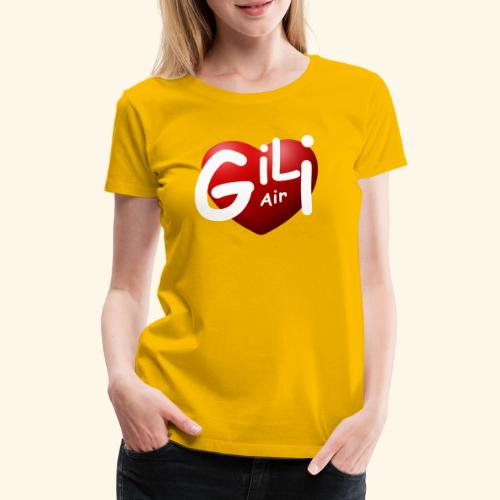 Gili Air - Women's Premium T-Shirt