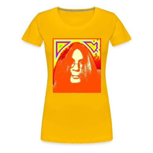 hippie1 - Frauen Premium T-Shirt