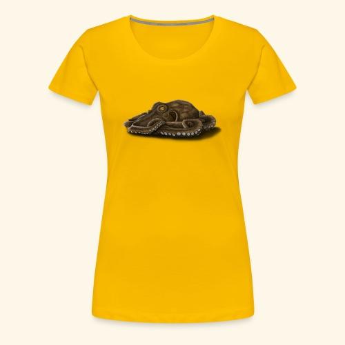 Oktopus - Frauen Premium T-Shirt