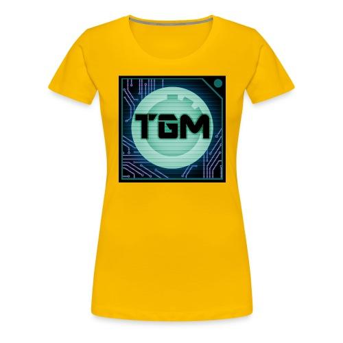 TGM OLD Logo - Women's Premium T-Shirt