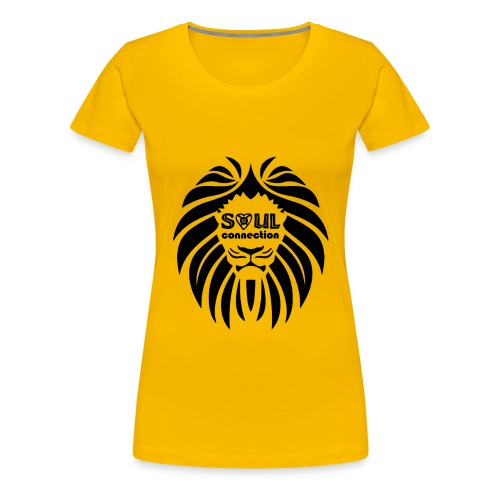 Soulconnection Lion - Frauen Premium T-Shirt