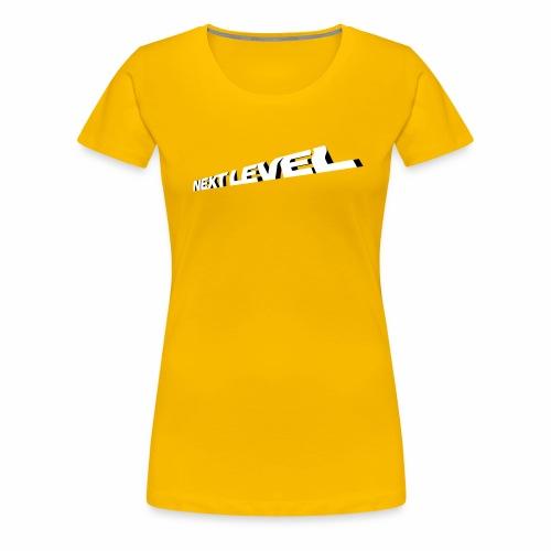 NEXT LEVEL - Camiseta premium mujer