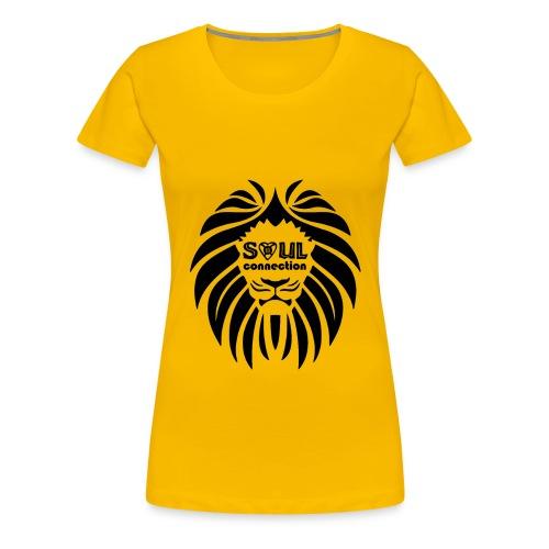 Soulconnection Lion - Frauen Premium T-Shirt