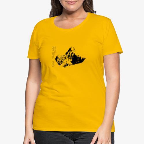 Mistress Dablam - Women's Premium T-Shirt