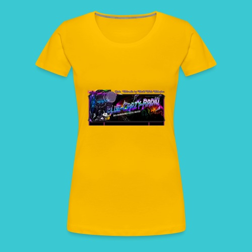 Logo3 - Frauen Premium T-Shirt