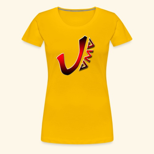 JAWATEAM - T-shirt Premium Femme